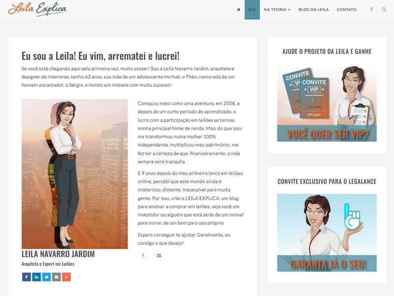 Blog Temático